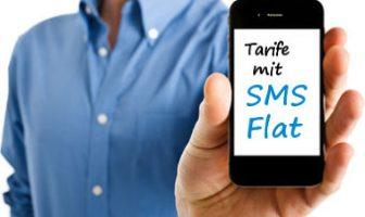 Handyvertrag mit SMS Flat