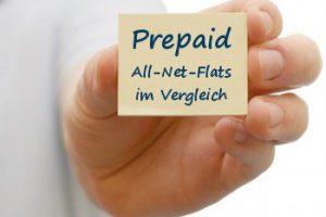 Prepaid Allnet Flat Vergleich